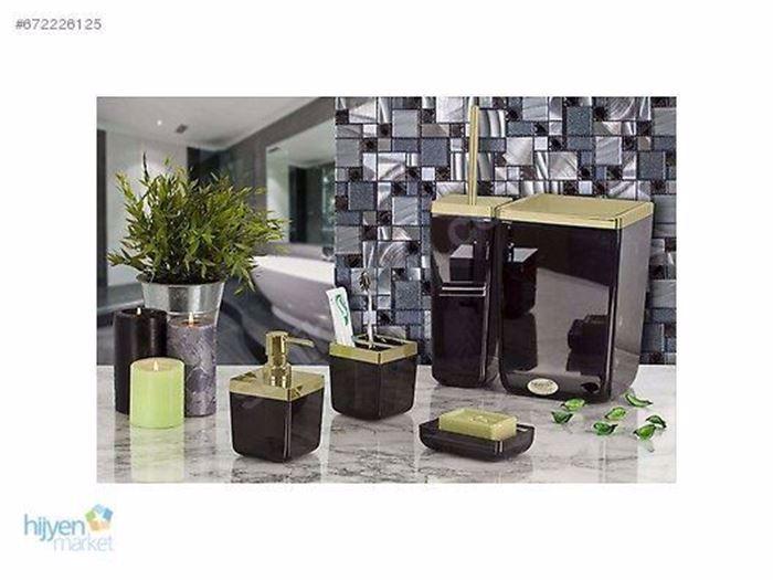 صورة Toskana bathroom 5 pieces with Gold