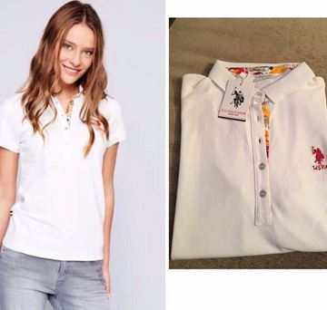 صورة U.S. Polo Assn. Women T-Shirt 