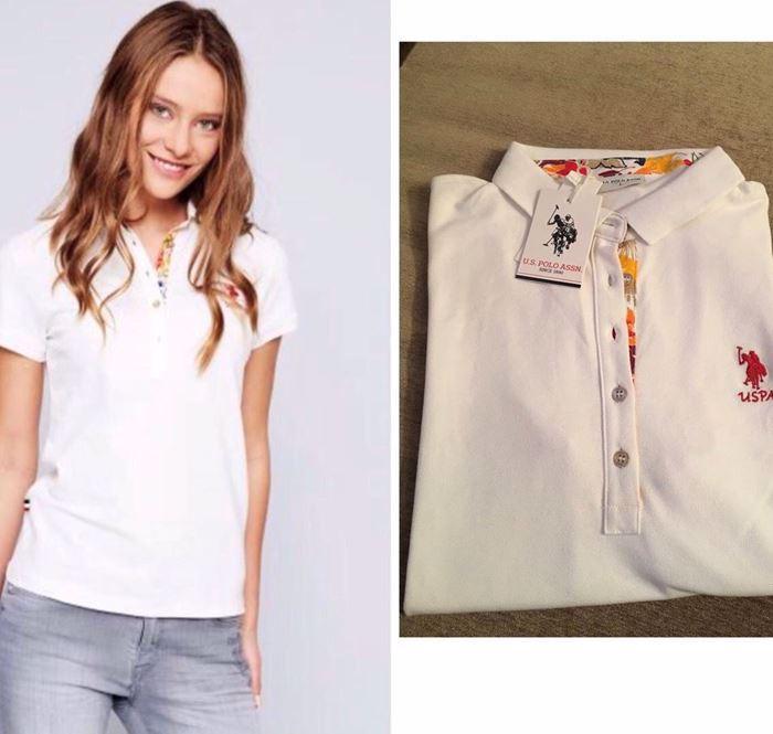 صورة U.S. Polo Assn. Women T-Shirt 👕
