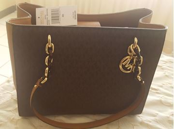 صورة Michael Kors Tote Bag for Women Brown