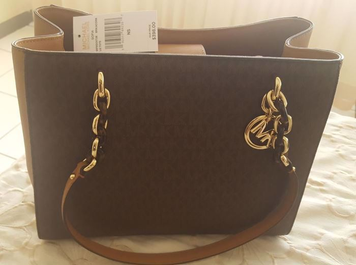 Picture of Michael Kors Tote Bag for Women Brown