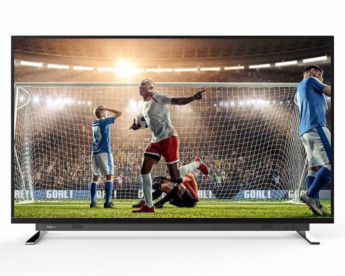 Picture of TOSHIBA 4K Smart TV 55 Inch Android with 3 HDMI and 2 USB Inputs 55U7750VE