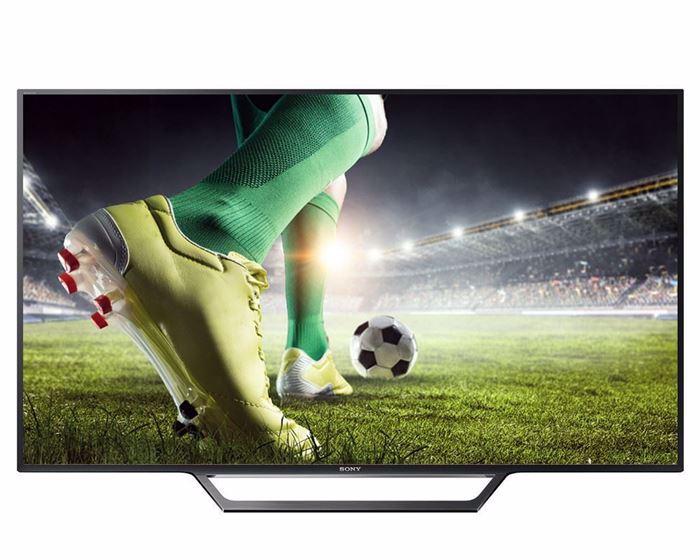 صورة شاشة سوني سمارت تي في 40 بوصة Full HD تدعم واي فاي ، مزودة بمدخلين HDMI و مدخلين فلاشة KDL-40W650D