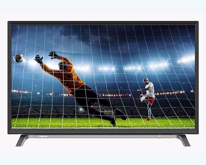 صورة شاشة توشيبا 32 بوصة إل إي دي HD مزودة بمدخلين HDMI و مدخل فلاشة 32L2600EA