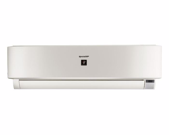 Picture of SHARP Split Air Conditioner 1.5HP Cool - Heat Premium Plus Digital With Plasma Cluster In White Color AY-AP12UHEA