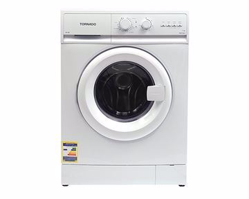 Picture of TORNADO Washing Machine Fully Automatic 7 Kg in White Color TWFL7-V8W