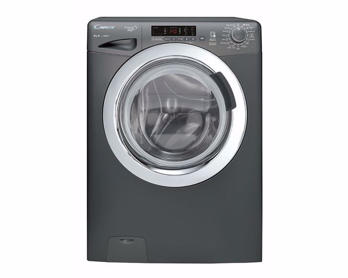 Picture of CANDY Washing Machine Fully Automatic 8 Kg in Silver Color GVS128DC3R-EGY