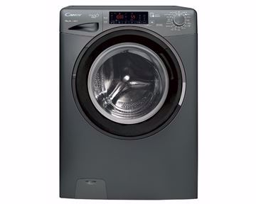Picture of CANDY Washing Machine Fully Automatic 10 Kg With Inverter Motor In Silver Color GVS1310THN3R-EGY