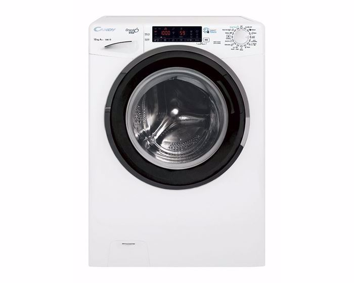 Picture of CANDY Washing Machine Fully Automatic 10 Kg In White Color with Inverter Motor GVS1310THN3-EGY