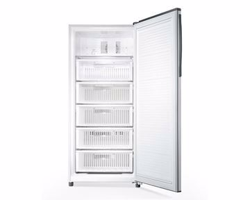 Picture of TOSHIBA Deep Freezer No Frost 5 Drawers, 230 Liter in Gold with Quick freezing GF-22H-G