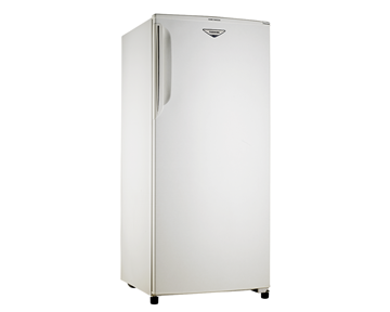 Picture of TOSHIBA Deep Freezer No Frost 4 Drawers, 195 Liter in White color with Quick freezing GF-18H-W