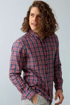 صورة U.S. Polo Assn. Men's Woven Shirt 