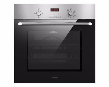 Picture of TORNADO Built-in Gas Oven 60 x 60 cm 67 Litre In Stainless Steel Color with Convection Fan GO-VD60CSU-S