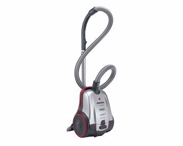 Picture of HOOVER Vacuum Cleaner 2300 Watt In Silver Color With Carpet and Floor Nozzle TPP2310020