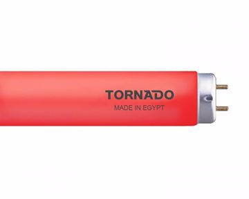 Picture of TORNADO Colors Fluorescent lamp 19 Watt, 60 cm With Red Light FL20T9/19R(T)
