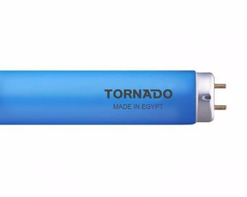 Picture of TORNADO Colors Fluorescent Lamp 38 Watt, 120 cm With Blue Light FL40T9/38B(T)