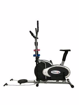 Picture of Human Traction Multi-Function Orbitrek, Black - CR/8.2A