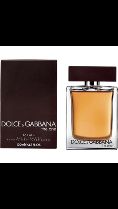 صورة DOICE & GABBANA the one