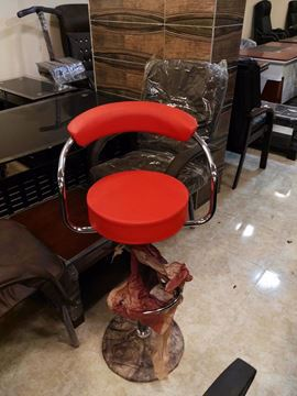 صورة Bar chairs -  كراسى بار مستورد