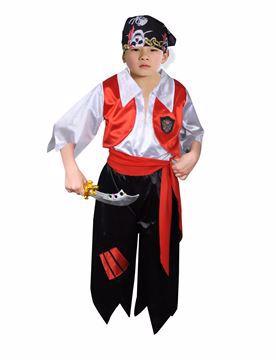 صورة Pirate Costume Kids