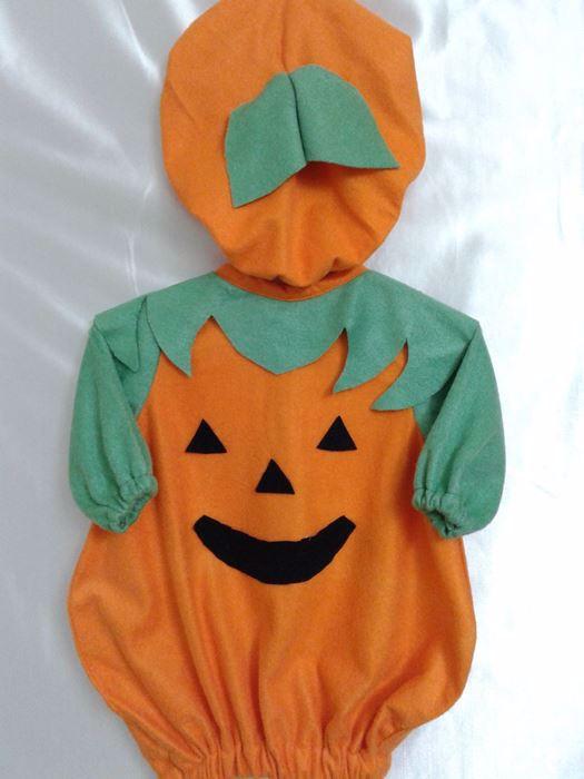 صورة Pumpkin Halloween Costume