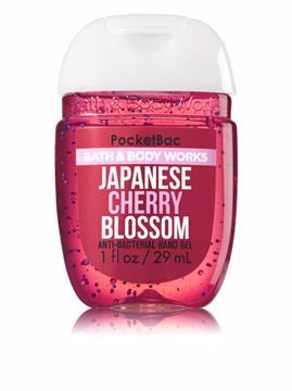 صورة Bath and Body Work - JAPANESE CHERRY BLOSSOM Pocketbac Hand Sanitizer