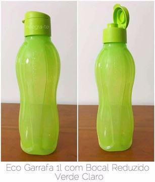 صورة زجاجة تابروير ١ لتر غطاء كلبس