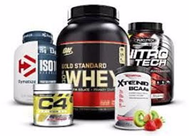 Picture for category Sports Supplements