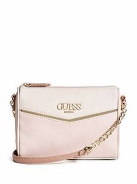 Picture of GUESS Women's Valora Logo Crossbody