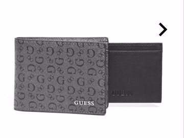 Picture of GUESS CARTER BILLFOLD WALLET For MEN
