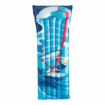 صورة Bestway Surfer-Printed Inflatable Air Mattress