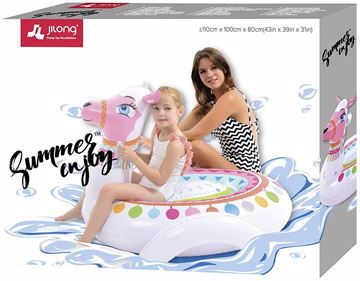 Picture of Jilong Inflatable Float Al pace 110cm X 100cm