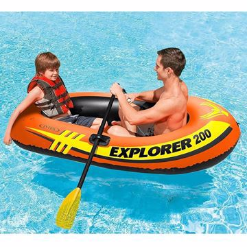 صورة Intex Boat Explorer 200 Set