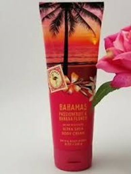 Picture of Victoria's Secret Bahamas Passionfruit & Banana Flower Lotion Perfume