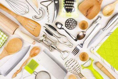 صورة لقسم اكسسوارات  المطبخ