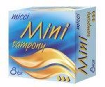 Picture of Tampon micci mimi 8