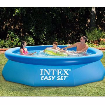 Picture of حمام سباحة باطار نفخ قطر 366 ارتفاع 76 سم بدون فلتر من انتيكس