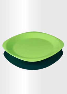 صورة Dinner Small Flat Plate - 19.5 Cm - Lime