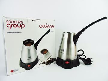 "Picture of ""صانعة قهوة تركي ستانليس GR 2943"""
