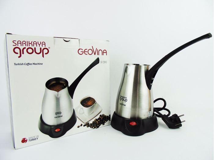 """صورة """"صانعة قهوة تركي ستانليس GR 2943"""""""