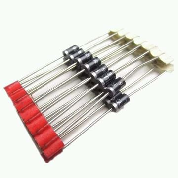 Picture of diode 1-ampier (1n4007)