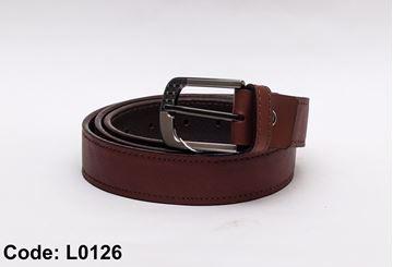 صورة حزام جلد  هافان رجالي