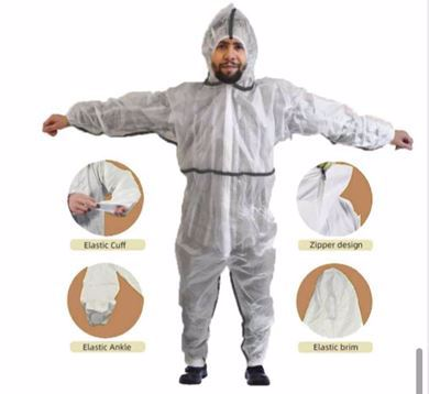 Picture for category Multiple Use Protective Coverall Suit