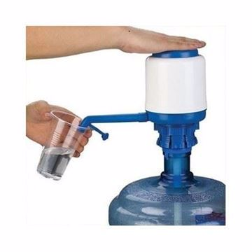 صورة مضخة مياه للزجاجات الكبيرة