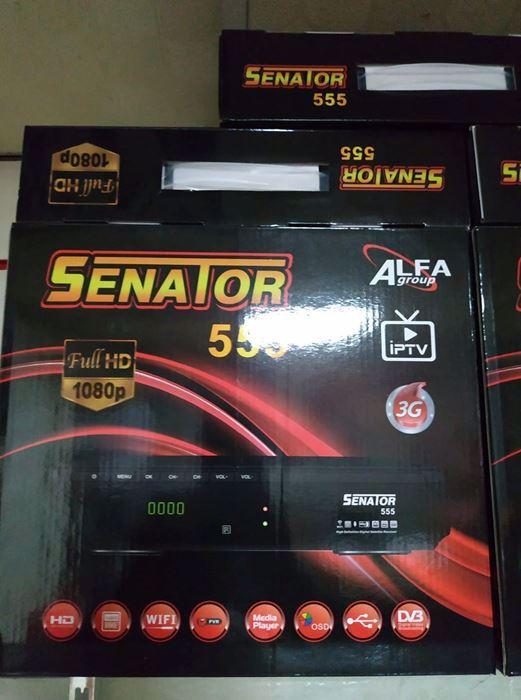 Senator 555 X1 HD Digital Satellite Receiver
